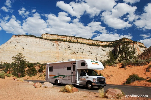 Photo Credit:  apollo motorhomes CC BY-ND 2.0