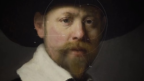 The Next Rembrandt 影片截圖