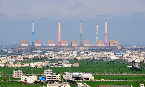 Taichung_Fire_Power_Plant