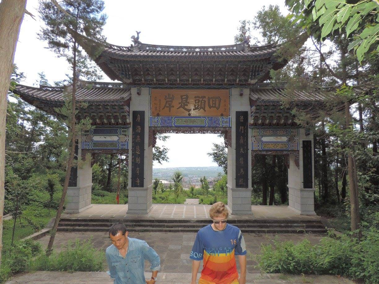 Yunnan_Matt_in_Dali_with_friend